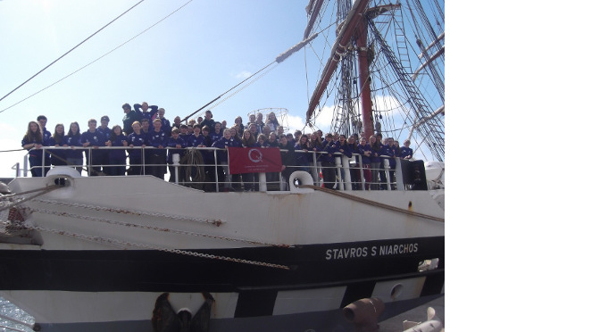 Young People's Tall Ships event