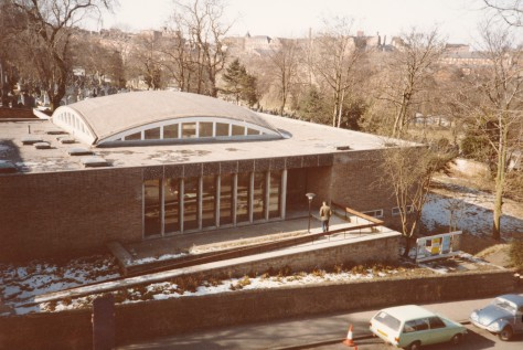 1961 Clarendon Street meeting house 1