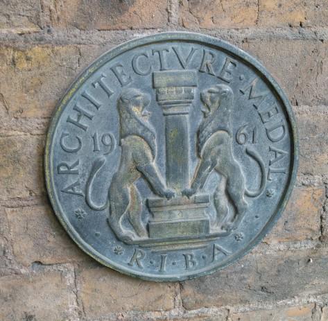 nottinghamquakers.org.uk image: Riba Architecture medal 1961