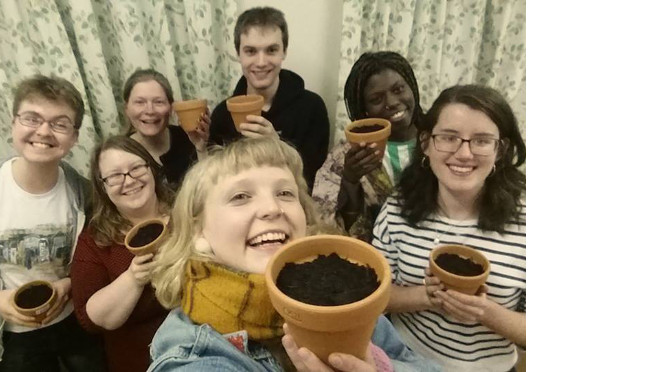 nottinghamquakers.org.uk image: Photo of Nottingham Young Quakers group
